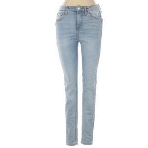 Wild Fable Skinny Mid-Rise Light Wash Denim Jean